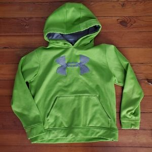 UNDER ARMOUR Hoodie in Boys size M